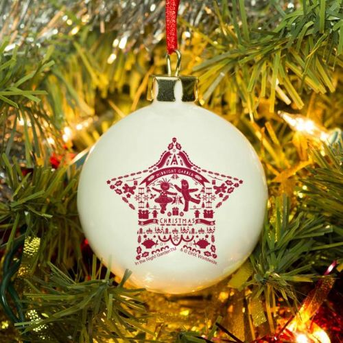 Personalised In The Night Garden Star Bauble